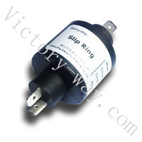 Double Channels High Current Slip Ring(Plus)