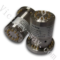 High speed slip rings