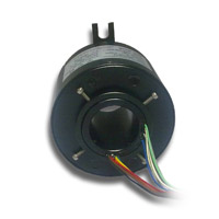 Slip Ring with 50.8mm Through-Bores